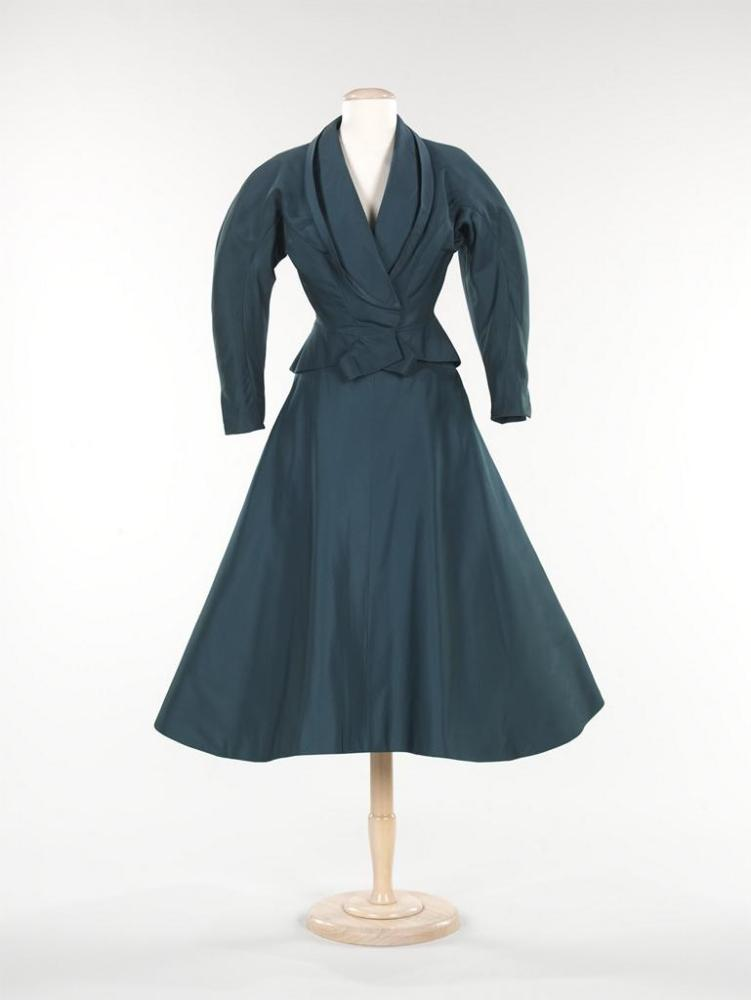 Christian Dior and Charles James (2/6)