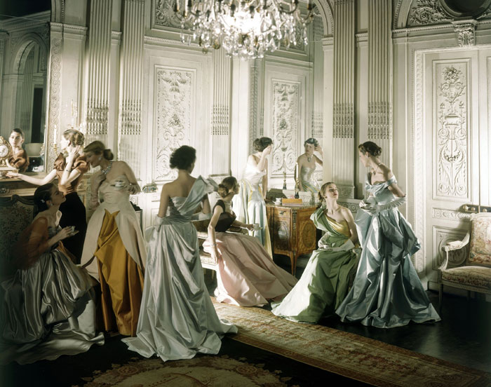 Christian Dior and Charles James (5/6)