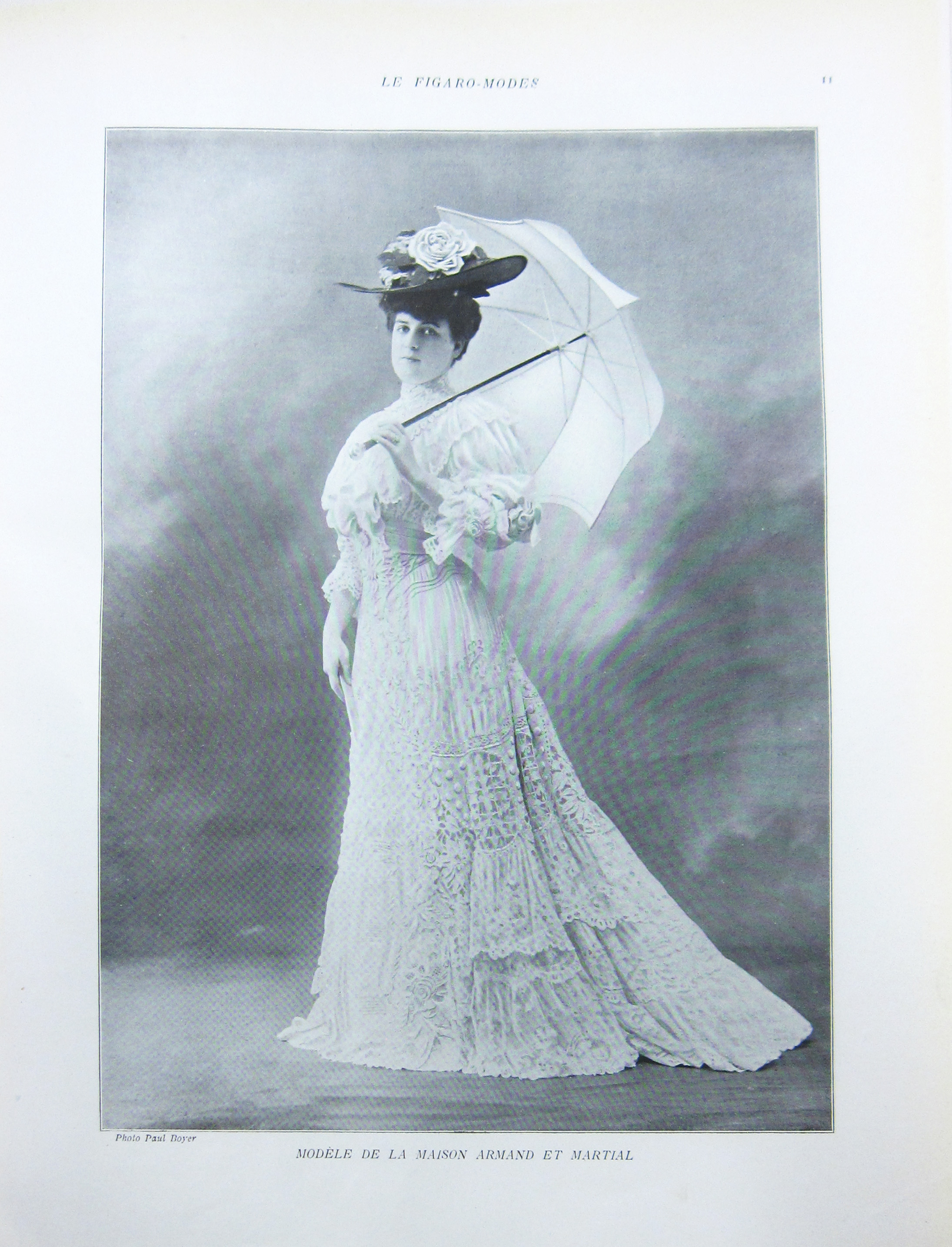 1900 1910 The Reign Of The Lingerie Dress On Pins And Needles