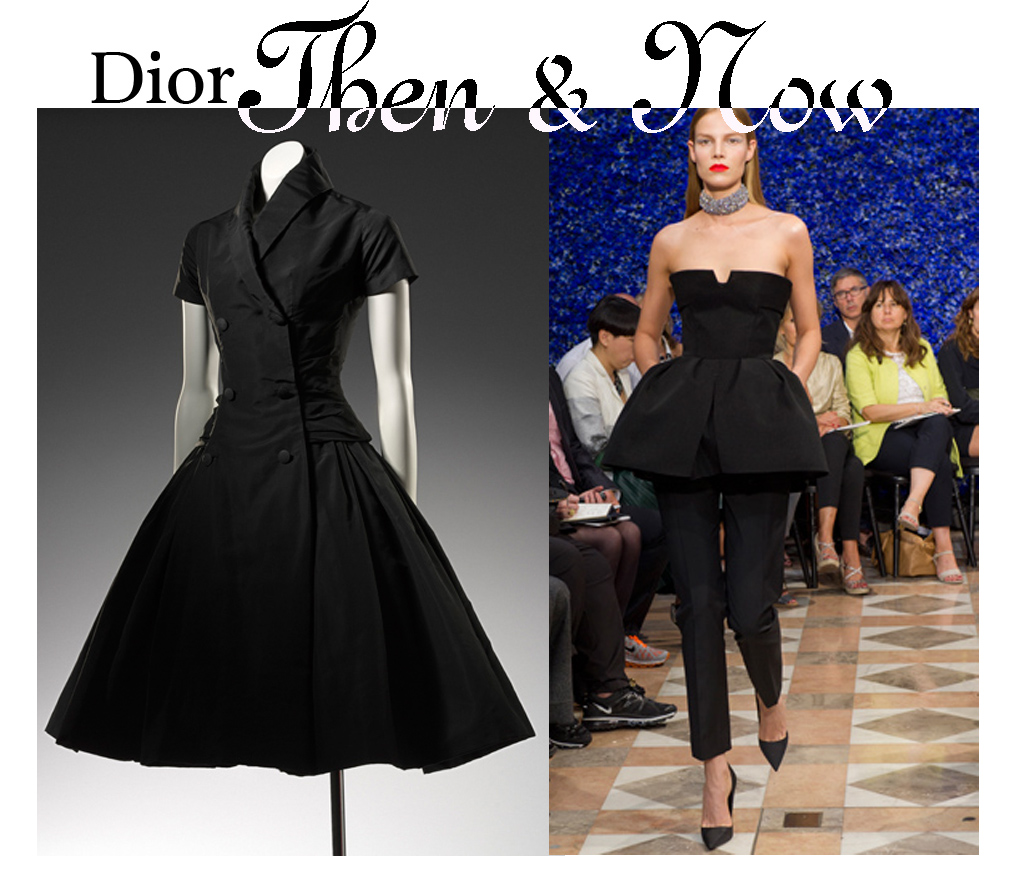 Then Now Special Raf Simons For Dior On Pins And Needles