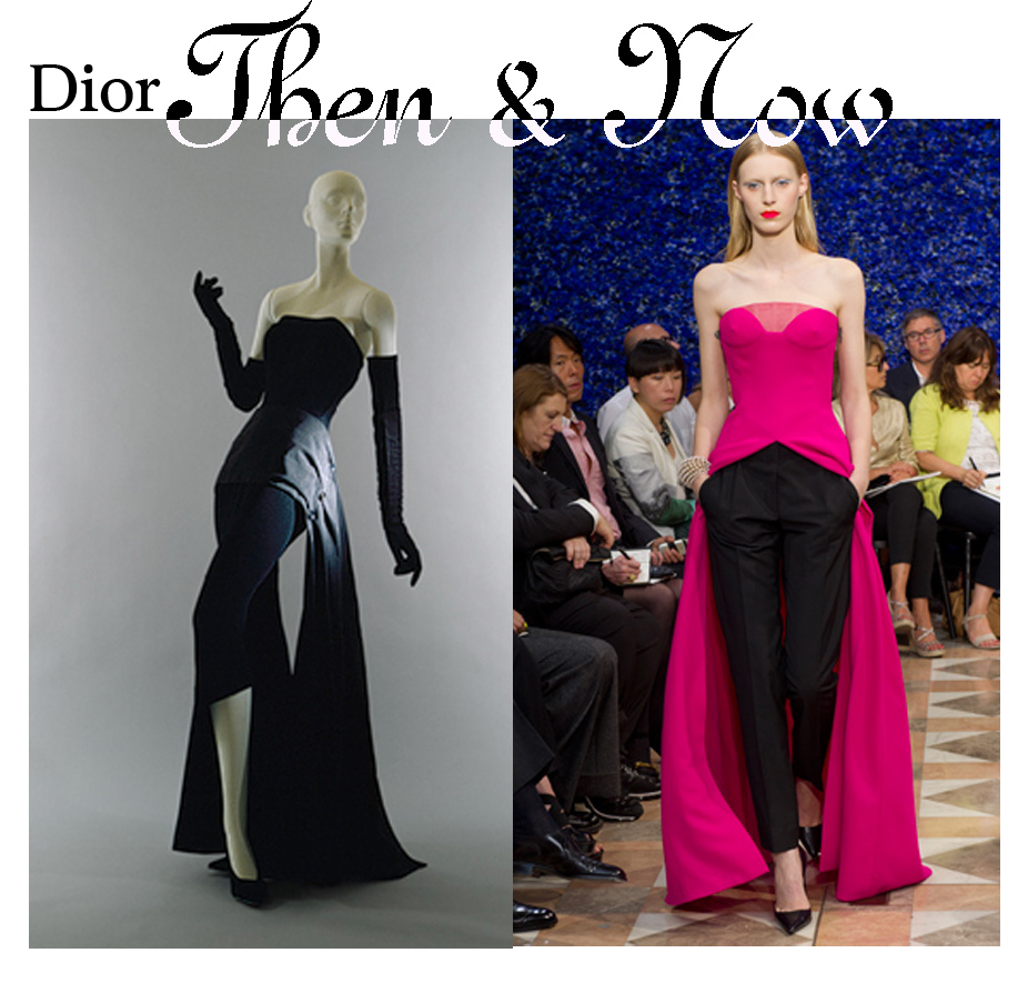 Then Amp Now Special Raf Simons For Dior On Pins And Needles