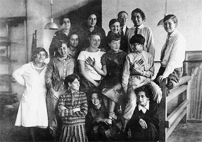 Bauhaus Weavers
