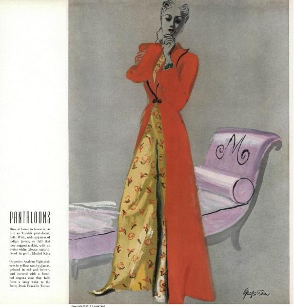 Vogue October 15, 1937.