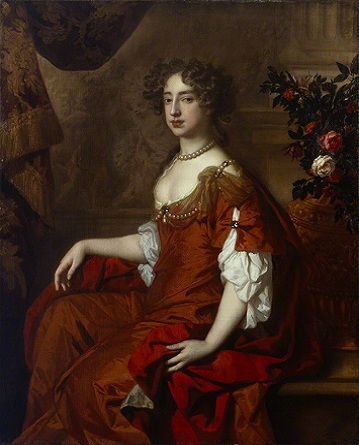 NPG 6214; Queen Mary II by Sir Peter Lely