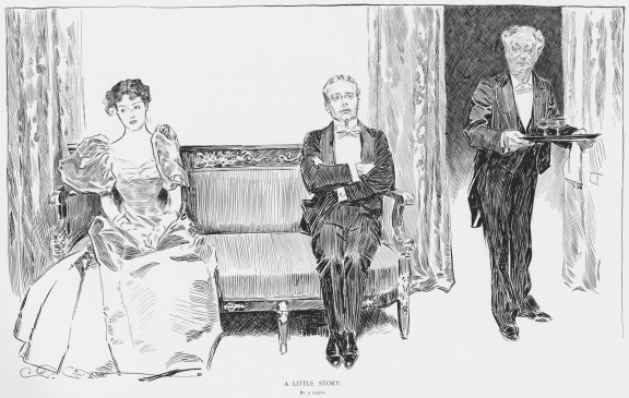 Pictures of People by Charles Dana Gibson