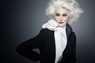 Carmen Dell'Orefice, recent photograph (Courtesy Carmen Dell'Orefice)