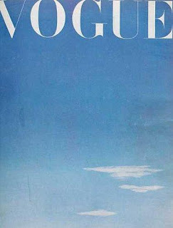 Cover of Vogue 1945 Illustrated by James de Holden-Stone
