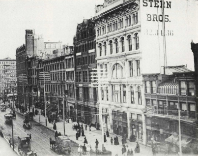 Twenty Third Street. 1885.  NYPL Digital Gallery.