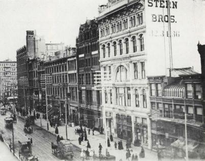 Twenty Third Street. 1885.  NYPL Digital Gallery.