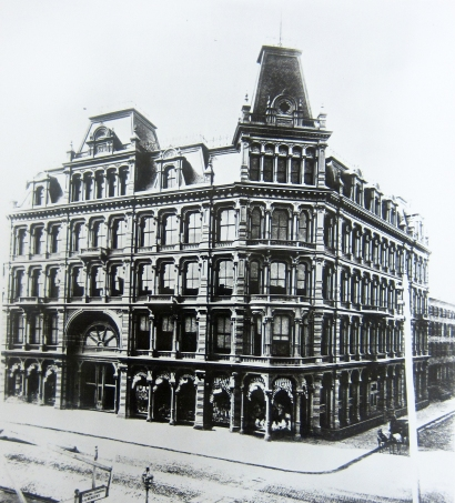 Lord and Yalor Broadway and 2oth, 1870-1904