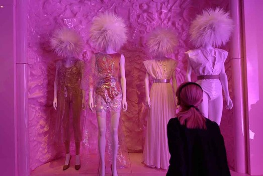 PUNK: Chaos to Couture at Metropolitan Museum of Art (photo courtesy of the MMA)