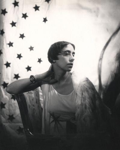 Elsa Schiaparelli photographed by Cecil Beaton, 1928.