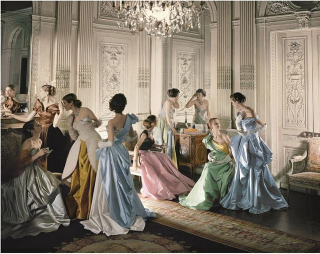 Ball gowns By Charles James, photographed by Cecil Beaton, 1948