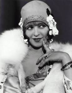 Bow, Clara (1928)  Paramount / The Kobal Collection