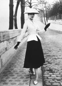 "Dior's ""New Look,"" 1947"