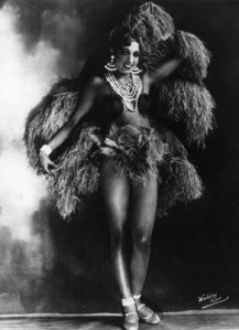 Josephine Baker 1930 Getty Images / Hulton Archive