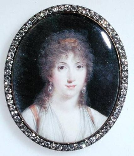 Henrietta-Lucy Dillon, the Marquess de La Tour du Pin'